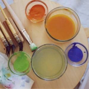 Malen am Abend @ Praxis für Kunsttherapie