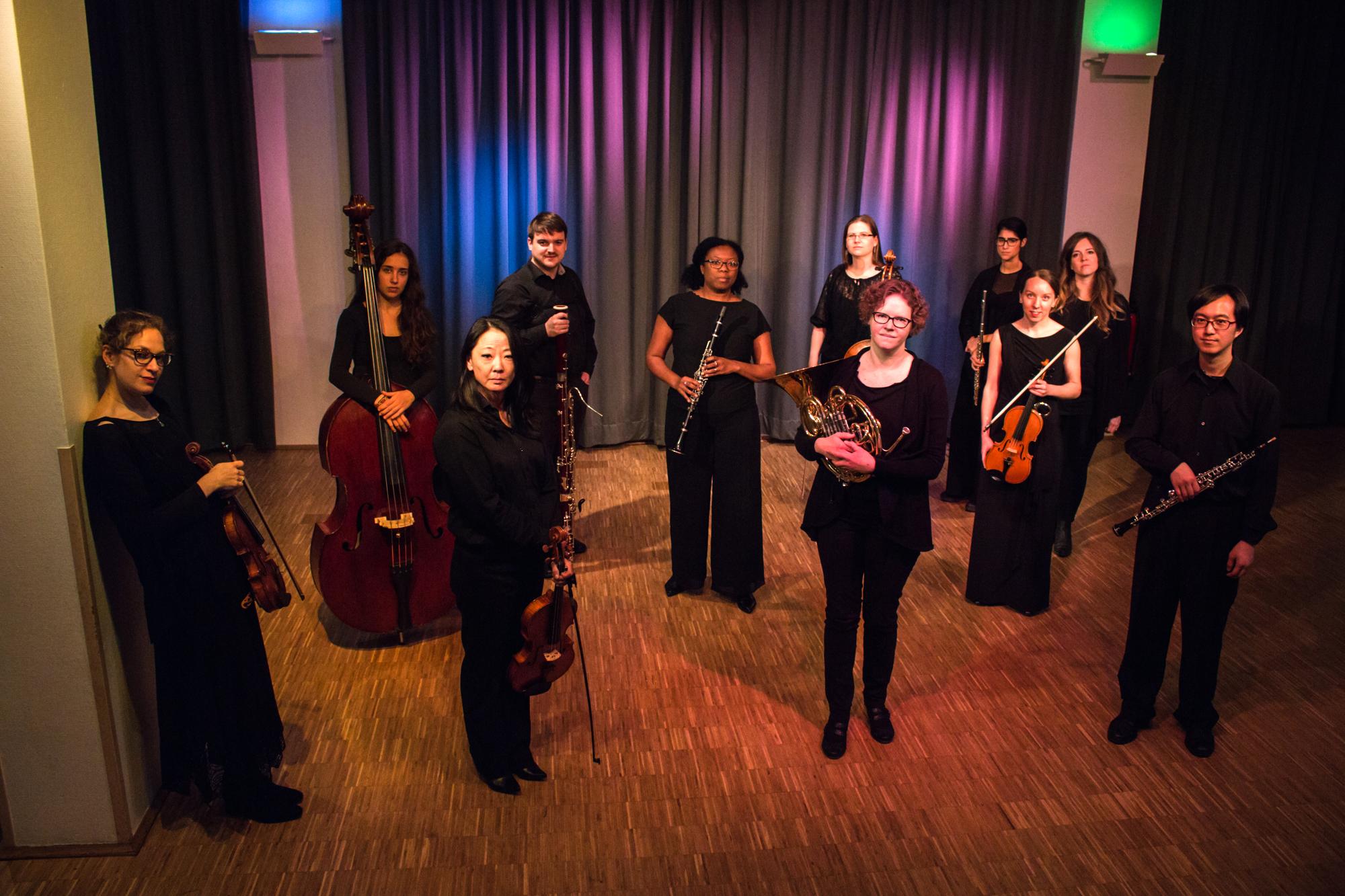 VivazzA Häppchen – Konzert @ Bürgerhaus Bilk, Salzmannbau, Saal im Erdgeschoss