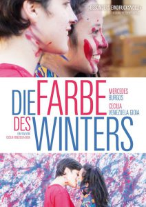 Die Farbe des Winters @ bambi