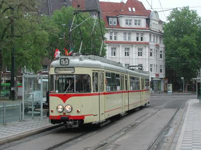 Oldtimer Fahrt – mit der Rheinbahn durch Düsseldorf @ Abfahrt: Bürgerhaus Bilk