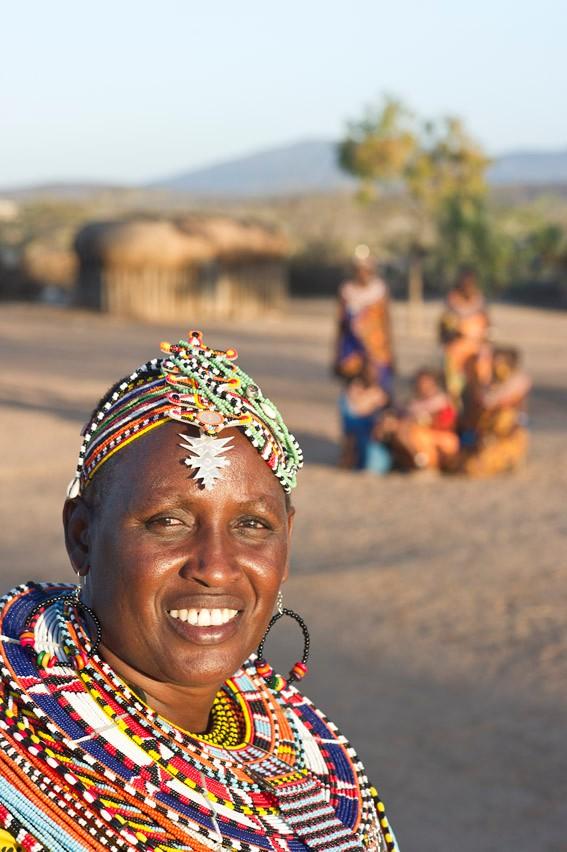 Zukunft in Händen – Frauen gestalten Afrika @ kom!ma