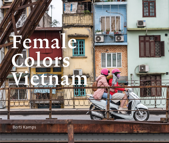 Buchpräsantation: Female Colors Vietnam @ Kolpingsaal im Townhouse